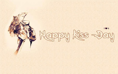 kiss day wallpaper