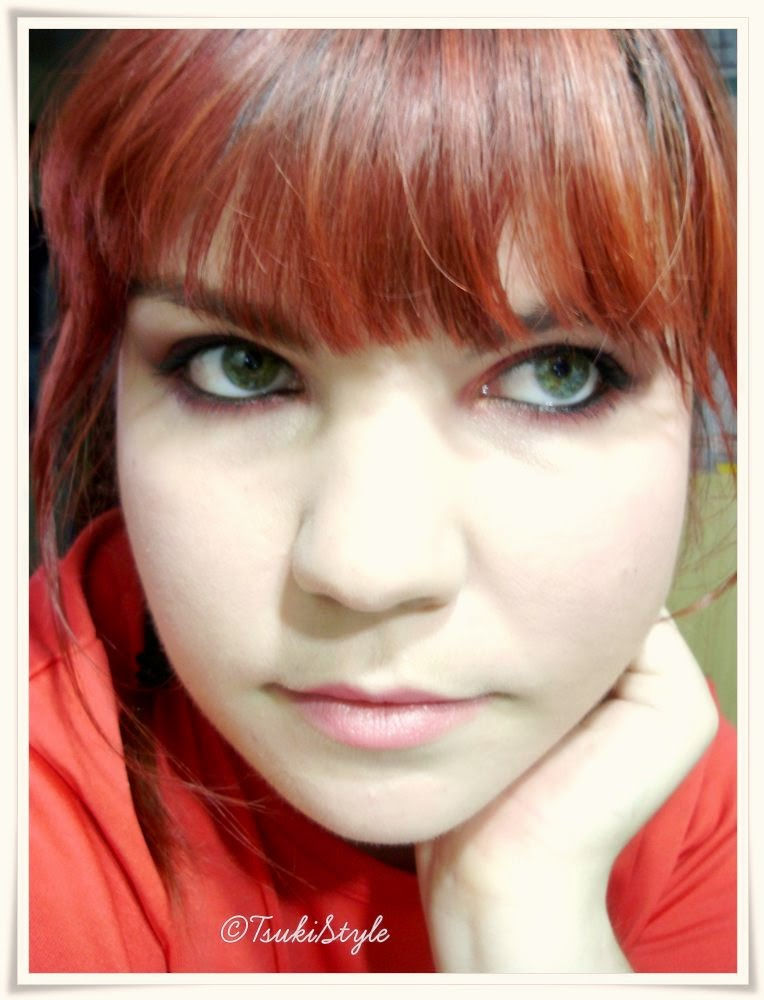 look rojo