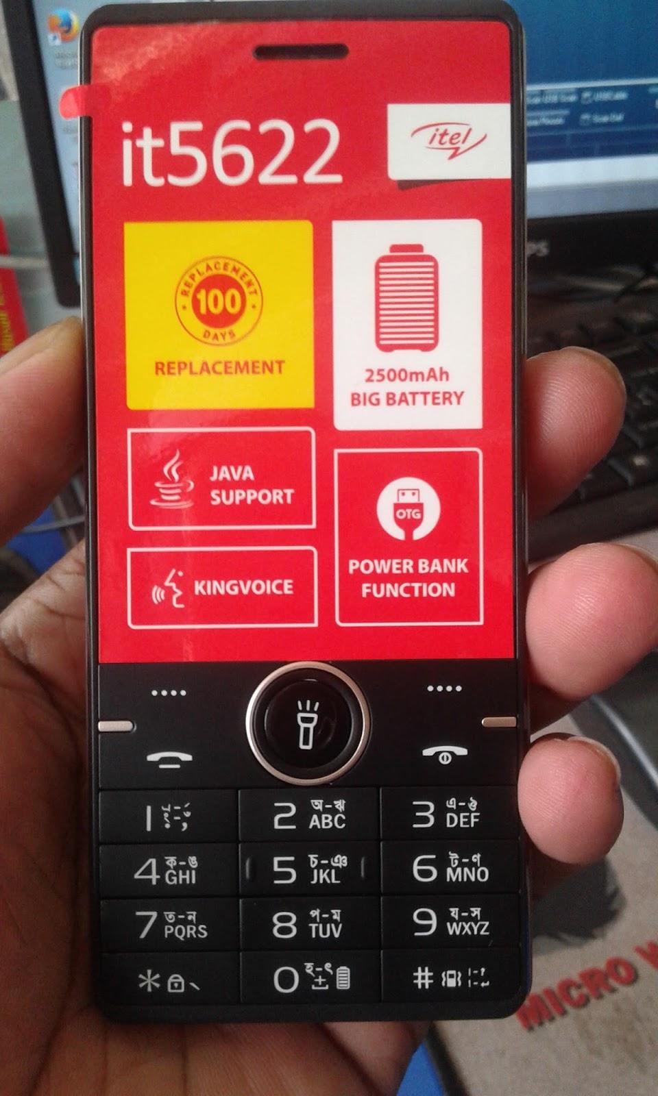MADINA TELECOM: itel it-5622 FLASH FILE 100% TESTED BY