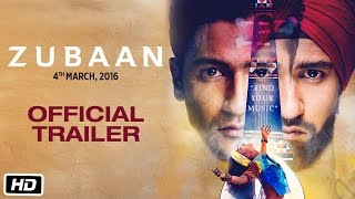 Zubaan Official Trailer _ Vicky Kaushal & Sarah Jane Dias _ Releasing 4th March 2016