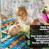 Bayi Mati & Kakaknya Kritikal Setelah Ditinggalkan 3 Hari Tanpa Makanan
