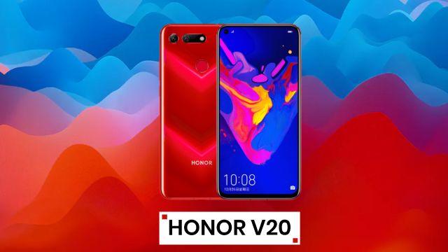 Honor V20 dengan Skor Ranking AnTuTu Tertinggi