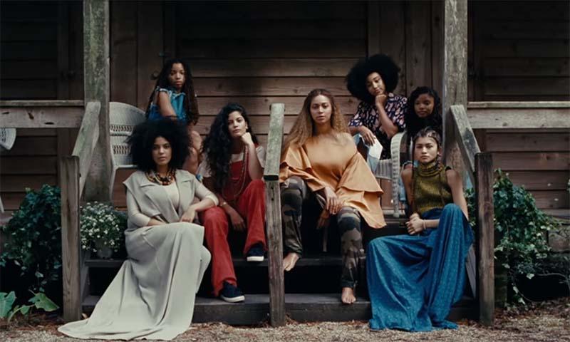 Clip - All Night de Beyoncé