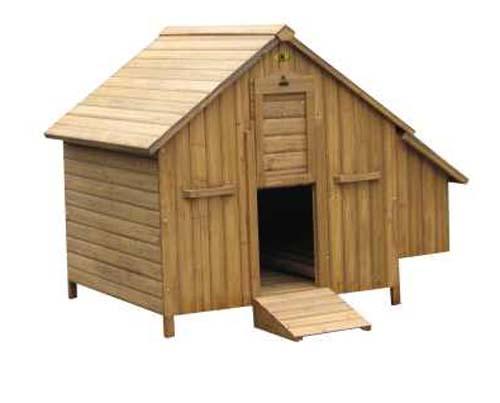 Poultry Housing Modern Farming Methods