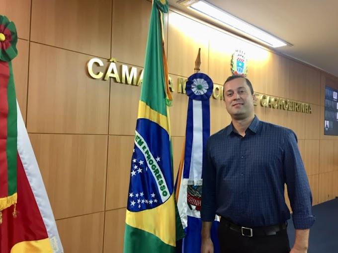 CACHOEIRINHA | Vereador Cristian Wasem faz balanço do mandato