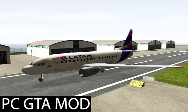 Free Download  At400 - LATAM - TC GTA Brasil  Mod for GTA San Andreas.