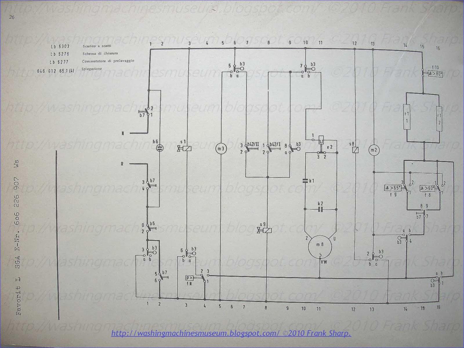 Aeg Motor Wiring Diagram