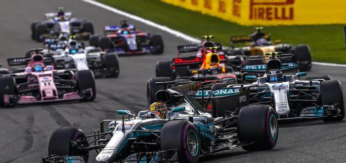 F1. GP Belgio: trionfa Hamilton davanti a Vettel. Ricciardo 3°