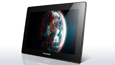Lenovo IdeaTab S6000F Specifications - LAUNCH Announced 2013  This is not a GSM device, it will not work on any GSM network worldwide DISPLAY Type IPS LCD capacitive touchscreen Size 10.1 inches (~63.2% screen-to-body ratio) Resolution 1280 x 800 pixels (~149 ppi pixel density) Multitouch Yes, up to 10 fingers BODY Dimensions 260 x 180 x 8.6 mm (10.24 x 7.09 x 0.34 in) Weight 560 g (1.23 lb) SIM No PLATFORM OS Android OS, v4.2.2 (Jelly Bean) CPU Quad-core 1.2 GHz Cortex-A7 Chipset Mediatek MT8125 GPU PowerVR SGX544MP2 MEMORY Card slot microSD, up to 64 GB (dedicated slot) Internal 16 GB, 1 GB RAM CAMERA Primary 5 MP, autofocus Secondary VGA Video Yes NETWORK Technology No cellular connectivity 2G bands N/A GPRS No EDGE No COMMS WLAN Wi-Fi 802.11 b/g/n GPS No USB microUSB v2.0, USB Host Radio No Bluetooth v4.0 FEATURES Sensors Accelerometer Messaging Email, Push Email, IM Browser HTML Java No SOUND Alert types Vibration; MP3, WAV ringtones Loudspeaker Yes, with stereo speakers 3.5mm jack Yes BATTERY  Non-removable Li-Po 6350 mAh battery (23.5 Wh) Stand-by  Talk time Up to 8 h (multimedia) Music play  MISC Colors Black  - HDMI port - MP3/WAV/WMA/AAC player - MP4/H.264 player - Document viewer - Photo viewer/editor