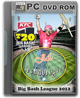 KFC Big Bash League 2012 CD Cover
