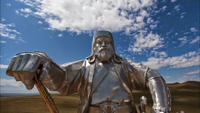 One out of every 200 people alive today is a descendant of Genghis Khan - 25 Unbelievable Facts That Sound Wrong But Are 100% True
