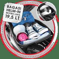 Bagasi Extra Luas HONDA SUPRA X 125 HELM IN 2018 Anisa Naga Mas Motor Klaten Dealer Asli Resmi Astra Honda Motor Klaten Boyolali Solo Jogja Wonogiri Sragen Karanganyar Magelang Jawa Tengah.