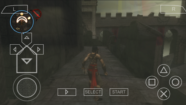 Prince Of Persia Revelation PSP CSO