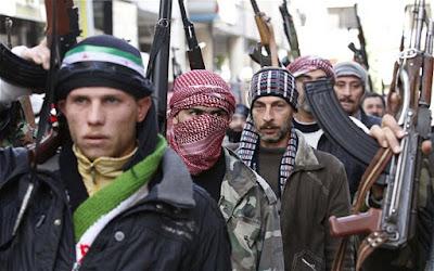 Suriah yang Mengumpulkan Kekuatan