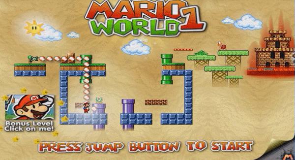 تحميل لعبة ماريو فور ايفر Mario Forever للكمبيوتر مجانا