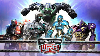 Real Steel World Robot Boxing Mod Apk v31.31.873 Unlimited Money