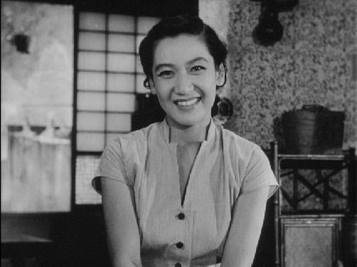 Una de las protagonistas de Cuentos de Tokio, Noriko