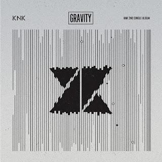 KNK – GRAVITY Albümü