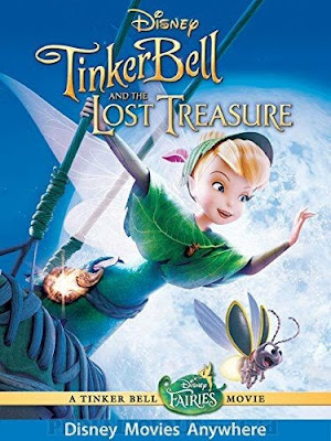 Sinopsis film Tinker Bell and the Lost Treasure (2009)