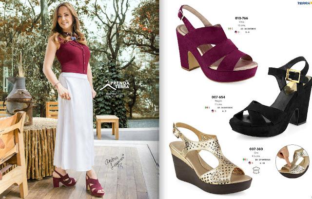 Mundo Terra calzado OI  | zapatos confort
