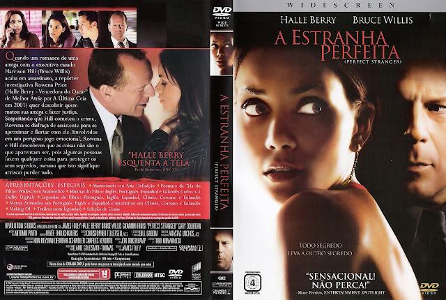 Capa DVD A Estranha Perfeita