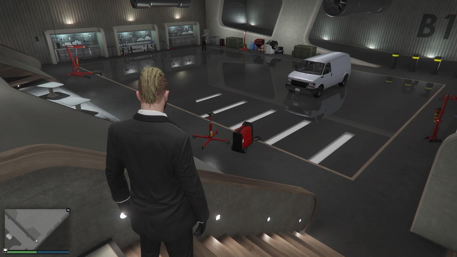 Dr Jengo's World: GTA Online: After Hours (NightClub DLC