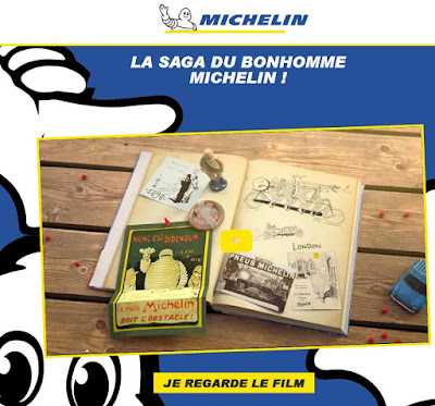 Concours dessin Michelin Bibendum 2017