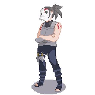 Towa dari Naruto: Clash of Ninja Revolution 2