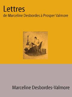 Lettres de Marceline Desbordes à Prosper Valmore - .epub