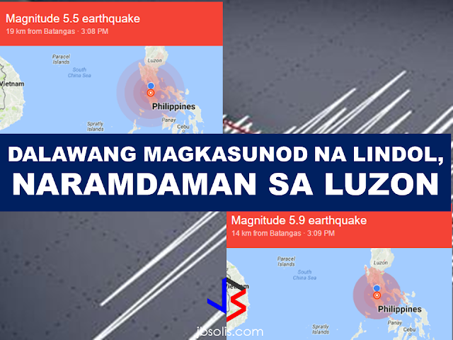 """Earthquake drill or """"shake drill"""" will be conducted in different parts of the country and that includes even the barangays to ensure the readiness and preparedness of every citizen should a huge earthquake such as the so called """"the big one"""" would occur. This has been confirmed by MMDA Acting Chairman Tim Orbos and said to be taking place on July – the third drill being conducted on  a large scale following a similar one last year. According to Philippine Institute of Volcanology and Seismology (PHIVOLCS) Director Renato Solidum, earthquake drills should be done not only in Metro Manila but  needed to be expanded in other areas such as Laguna , Bulacan , and Cavite. MMDA's Orbos and PHIVOLC's Solidum presided a meeting earlier  this month with the Metro Manila Disaster Response Cluster with regards to the series of earthquakes that occurred in several areas in the past weeks. Solidum urged people to refrain from being affected by rumors that circulate especially on social media, as these simply spread wrong information. Solidum said that people should not be afraid of the successive quakes as these  occurrences are normal. He also urged the people not to be affected by baseless rumors that are spreading on social media.   Solidum also said that since it was too far away from the West Valley Fault, the tremors had nothing to do with it. Orbos said that barangays would be included in the next earthquake drill, reiterating the importance of local governments in emergency situations like this.  Orbos also urged people to prepare their own GO-bag.  A Go-bag is an important package containing necessities such as easy-to-open canned food, flashlights, and other survival kits. Preparing a 72-hour survival kit will save the lives of your family and yourself.  Aside from being ready when such disaster happens, it is also critical  that the houses are made to endure such tremors. if not, a house or a building could collapse leaving many people injured, trapped or worse, dead. """