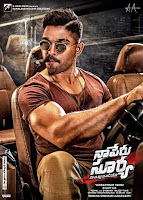 Naa Peru Surya, Naa Illu India (2018) Full Movie Hindi Dubbed 720p HDRip Free Download