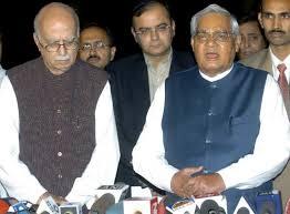 LK advani Arun Jaitley Atal Bihari Vajpayee Hindi365