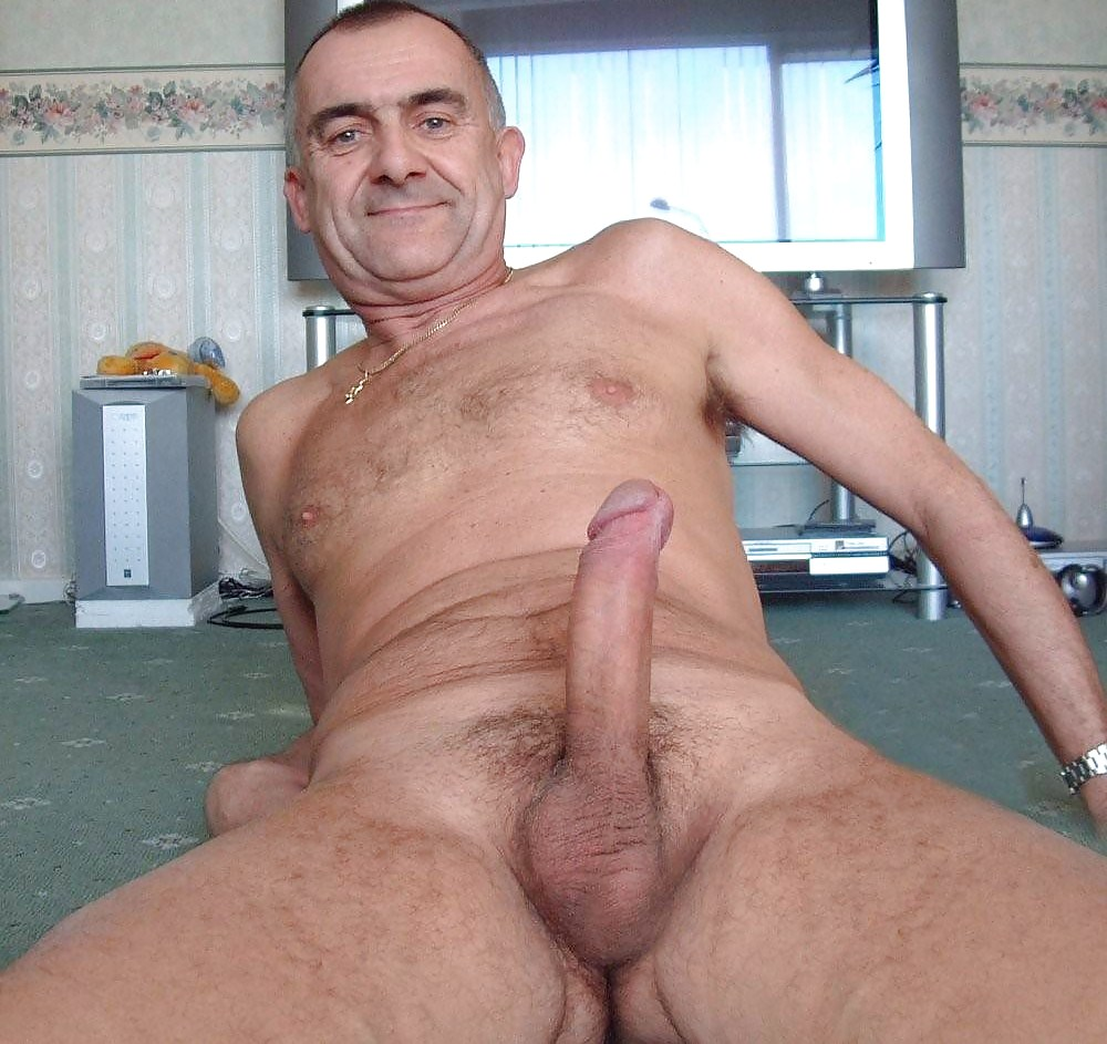 Rateed naked old mature cock matures