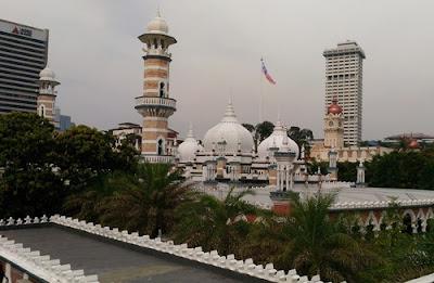 Keunikan yang ada di Negara Malaysia