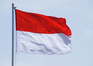 Bendera Indonesia Merah Putih