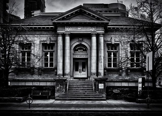 Yorkville Public Library Toronto Canada by The Learning Curve Photography