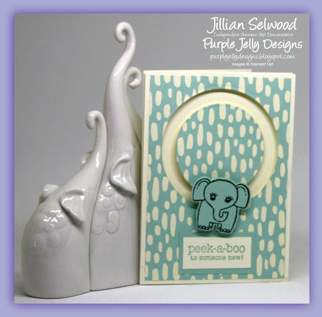 Soft Sky, Very Vanilla, New Baby Card, Spinner Card, Sliding Star Framelits
