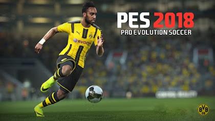Pro Evolution Soccer ( PES ) 2018 Free Download Full Version