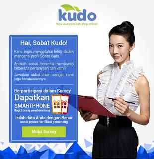 Info Kuis - Kuis Survey Berhadiah Smartphone