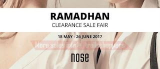 nose Ramadhan Clearance Sale Fair 2017