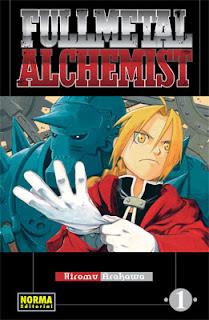 FullMetal Alchemist v1