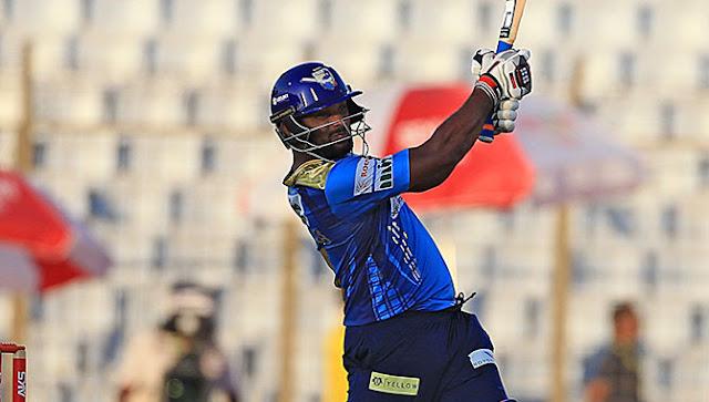 Dhaka Dynamites vs Khulna Titans Highlights - Match 18 BPL 2016