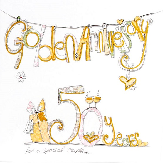 funny 50th anniversary quotes