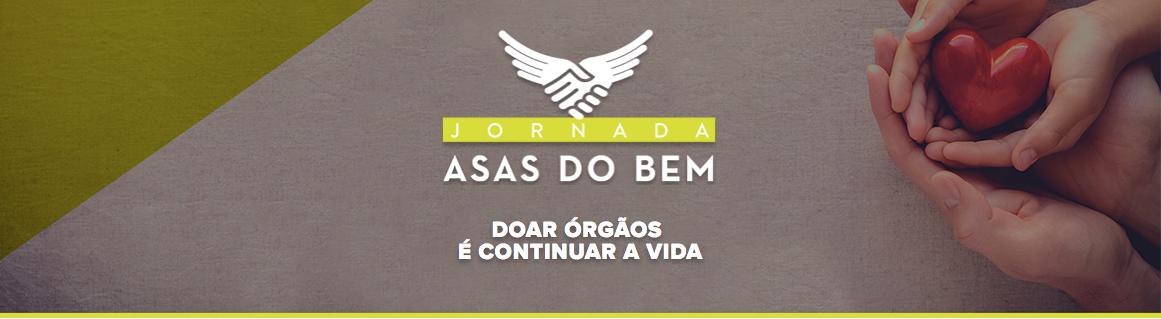 Asas do Bem – Decolagem autorizada imediata! A Aviação Comercial Brasileira e Sua importância no Transporte de órgãos e Tecidos. | Jornada Asas do Bem