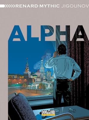 ALPHA Vol. 1 - Pascal Renard, Mythic y Yuri Jigounov (2016)