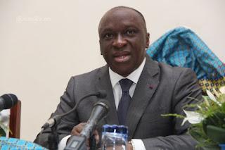 Allah Kouadio Rémy évoque les objectifs de la nouvelle constitution