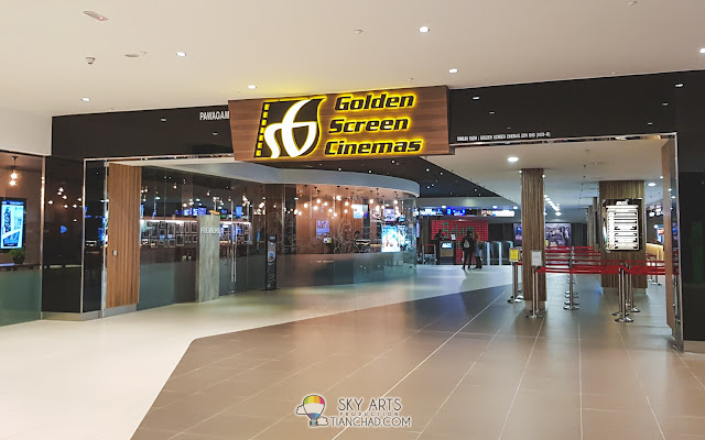 Golden Screen Cinemas in MyTOWN Shopping Centre with GSC MAXX