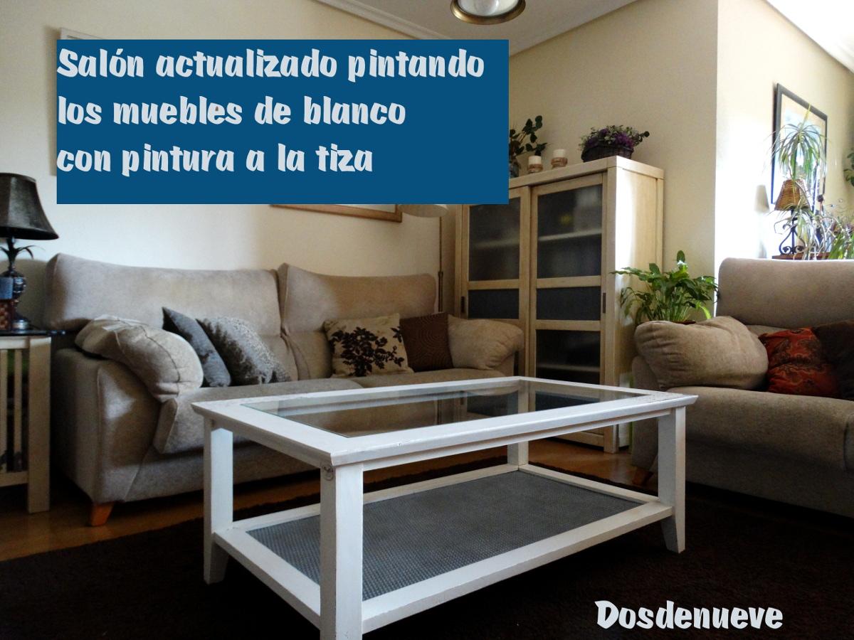 Pintar Comedor En Blanco | Pintar Salon Comedor Elegant With Pintar ...