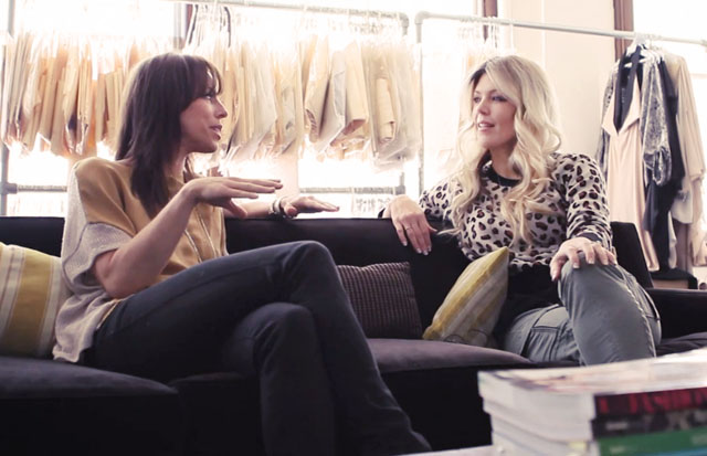 Interviewing Karen Zambos