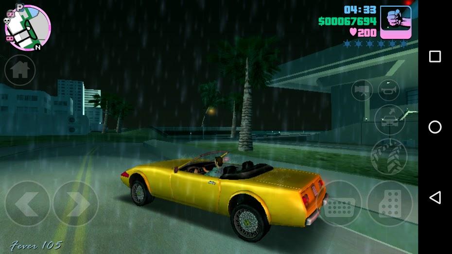 GTA VC Android] Xbox Vice City Wheels - PINGAS GTA Mods